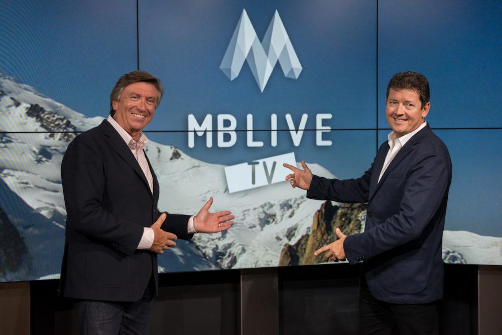 Lancement de MB Live TV : la chaîne montagne d'Yves Bontaz
