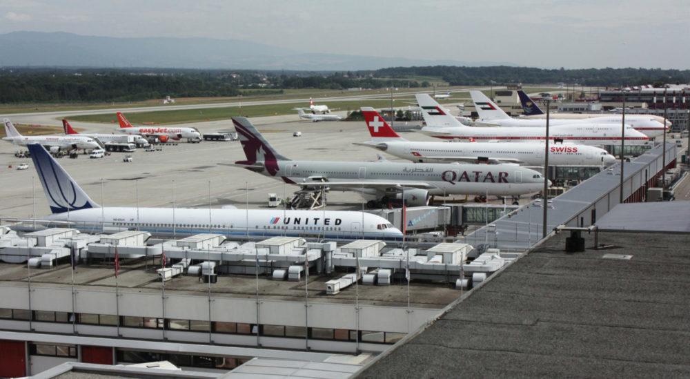 Genève Aéroport franchit la barre des 17 millions de passagers en 2017