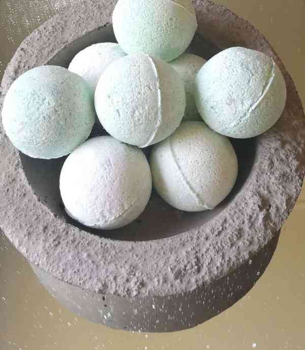Round Stone Bowl -Gift Sets for Natural Products