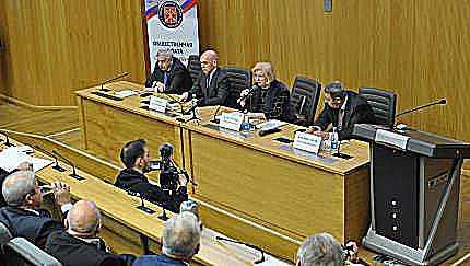 Общественная палата Санкт-Петербурга обсудила итоги работы и планы на следующий год