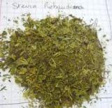Osušeno lišće stevije