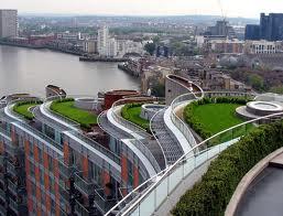 Zeleni krovovi privlače i svojom atraktivnošću