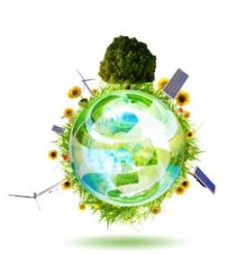 Zdrava hrana, ekologija, solarni paneli i vjetroturbine