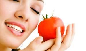 Maska od rajčice za svjetliji ten i masnu kožu