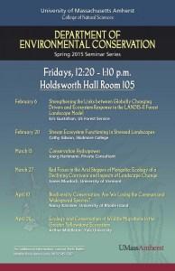 ECo Seminar Spring 2015 Poster