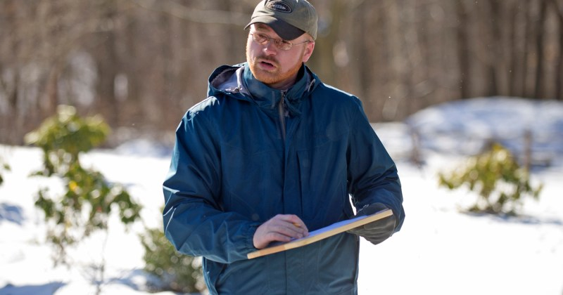 Rick Harper Receives MA Tree Wardens' and Forests' Association's President's Award
