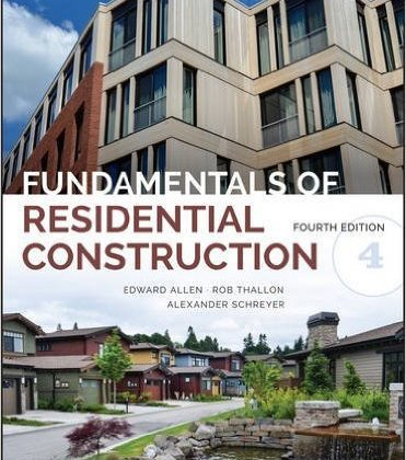 Schreyer Authors New Edition of 'Fundamentals of Residential Construction'