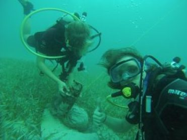 Doris Duke Conservation Scholars Program University of Massachusetts Amherst Students Scooba Diving