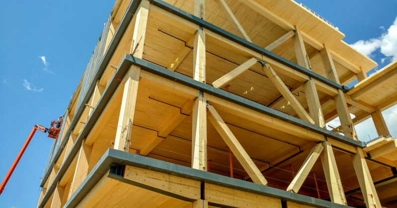 Washington Post Article on MassTimber Features the Olver Design Building and BCT's Research