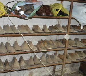 Sapatos de MOnchique