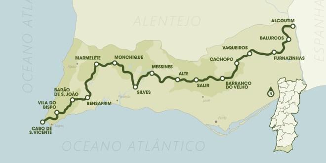 die sieben schönsten portugiesischen Wanderrouten