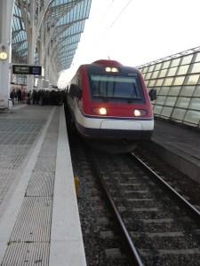 Comboio CP