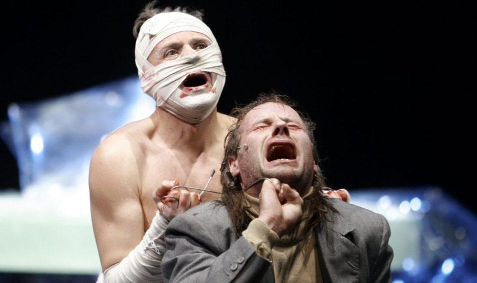 """Estréia """"Volpone"""" no Deutsches Theater"""
