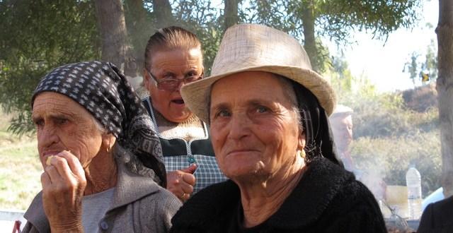 idosas de saboia