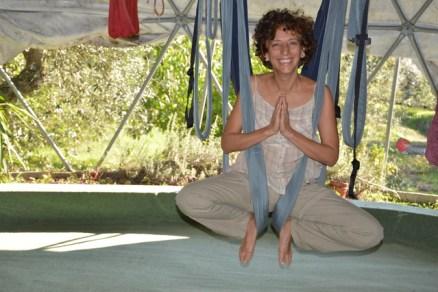 Joanne Helms - yoga do riso