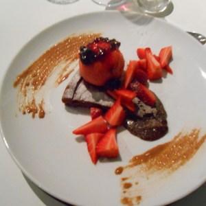 Schokoladenkuchen à la Arriaga