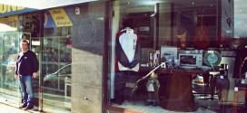 loja de segunda mão