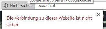 """Vorher: eCoach sei """"nicht sicher"""""""