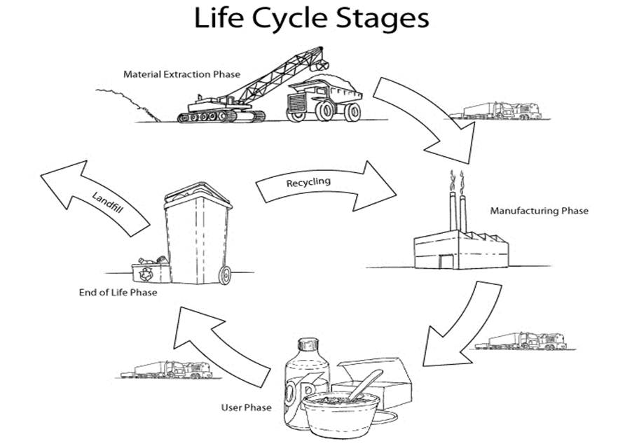 Life Cycle Analysis of Green buildings and Sustainable