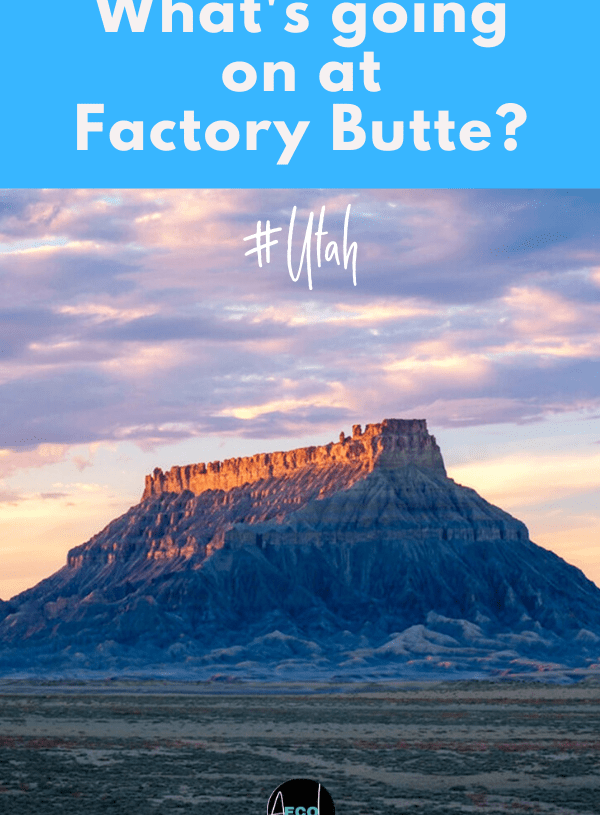 The controversy over the Factory Butte landmark, a 6,300-foot peak in Wayne County, Utah about 25 miles east of Capitol Reef National Park, stems from the on-again, off-again nature of federal rules about whether Off-Road Vehicles (ORVs) should be allowed to roam the 5,400 acres of wild desert surrounding it. #environment #BLM #nature