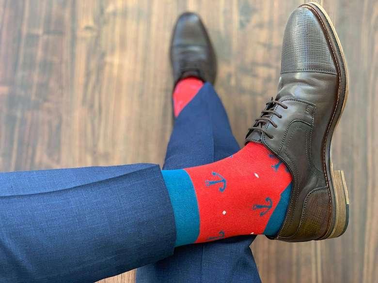 manrags ethical mens socks