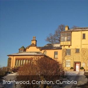 Brantwood Cumbria