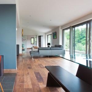 passive house interior