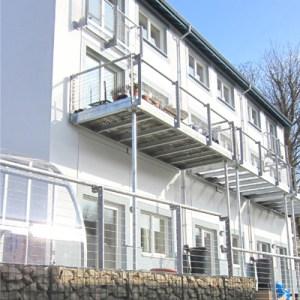 Lancaster passive house co-housing project