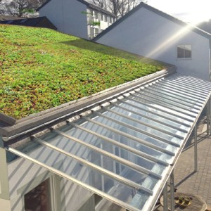 passive house roof
