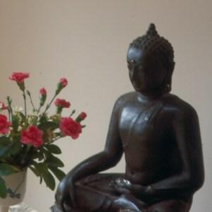 Harnham Buddhist Monastery Buddha Image Northumberland