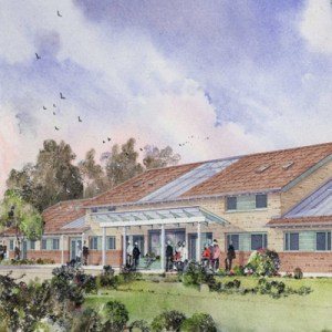 Market Weighton Low Energy Medical Primary Care Centre. Yorkshire
