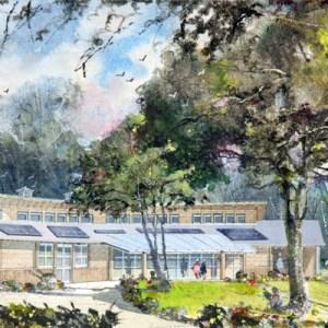 Martineau Gardens Therapeutic Garden Eco Centre Birmingham