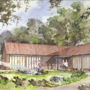 Sinfield Nature Conservation Trust Barn