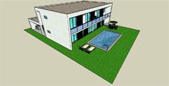 Projectos de Casas - Vivenda 2