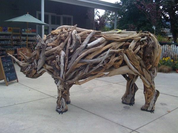 Driftwood Sculptures Of Matt Torrens Ecoarts