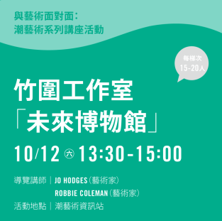 CH Museum Future Now poster