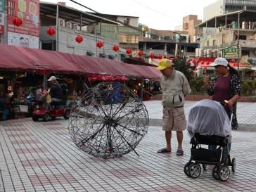 CH umbrella reconstruction