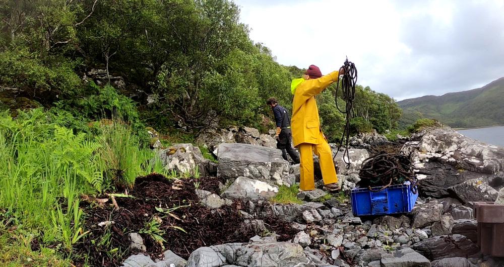 Ecosse: d'où viennent les déchets sur les plages? – Bilan de nos observations