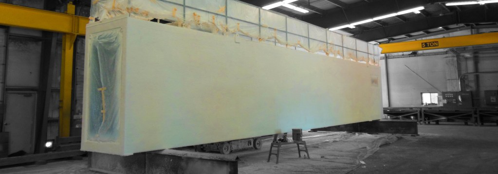 Shop Applied Fireproofing