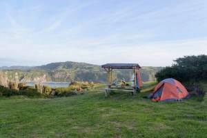 How to Travel Light with Camping Gear