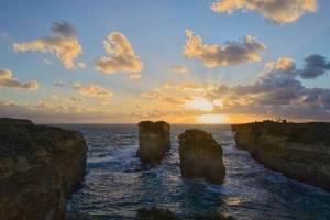 Cheap Campsites along the Great Ocean Road