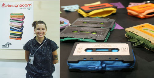 casette tape wallets 10 Creative Ways to Recycle Ordinary Objects