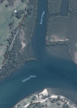 Kalang River - Back Creek