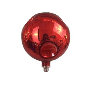 Red filament bulb G250
