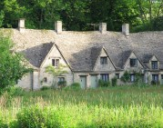 Arlington Row cottages - Bibury