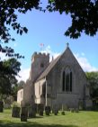 Shilton church