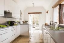 The Chestnuts kitchen