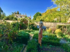 Barnsley House once home to famous Gardener Rosemary Verey