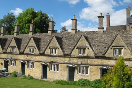 Alms houses Chipping Camden