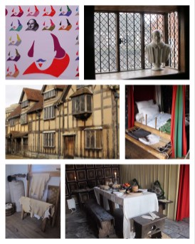 Visit Shakespeares house in Stratford